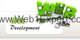 website development company logo