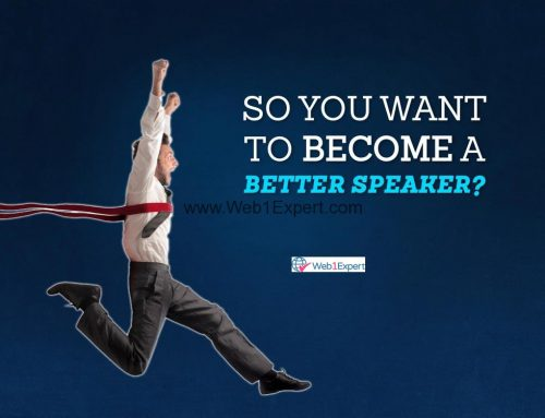 Top 6 ways to a better speaker and influencer