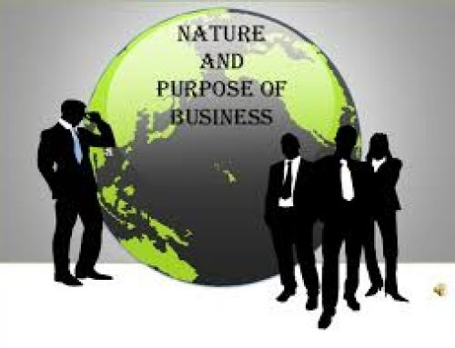 Business is a human activity directed towards producing or acquiring wealth through buying and selling of goods