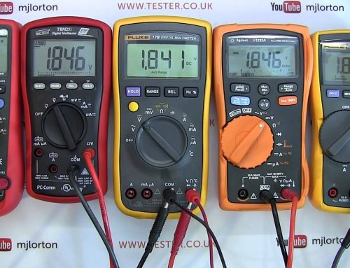 How To Use Fluke 117 True RMS Multimeter