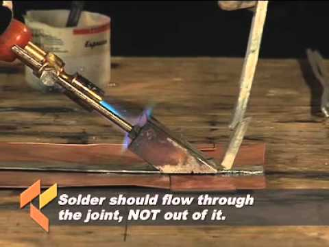Why Is Copper Used For Soldering Iron